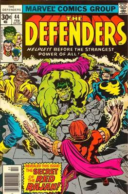 The Defenders vol.1 (1972-1986) (Grapa, 32 págs.) #44