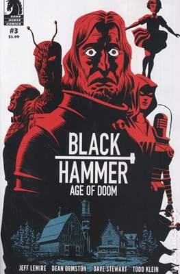 Black Hammer: Age of Doom (Variant Covers) (Comic book 28 pp) #3