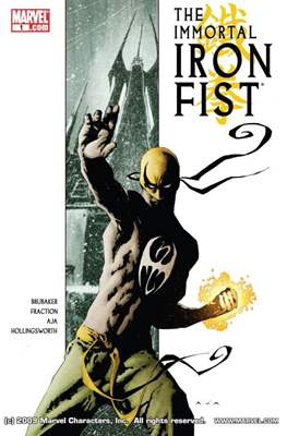 The Immortal Iron Fist (2007-2009)