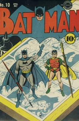 Batman Vol. 1 (1940-2011) (Comic Book) #10