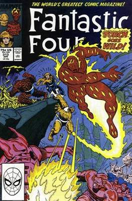 Fantastic Four Vol. 1 (1961-1996) (saddle-stitched) #313