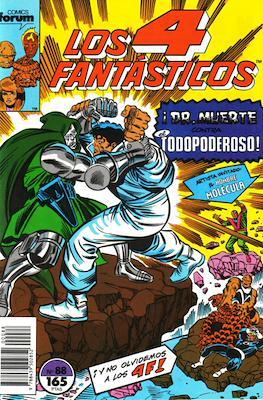 Los 4 Fantásticos Vol. 1 (1983-1994) (Grapa 36-32-24 pp) #88