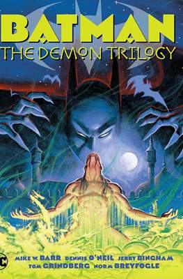 Batman: The Demon Trilogy Deluxe Edition