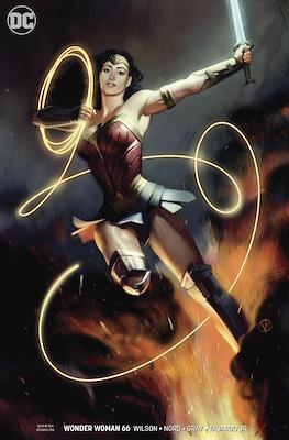 Wonder Woman Vol. 5 (2016- Variant Cover) (Comic Book) #66