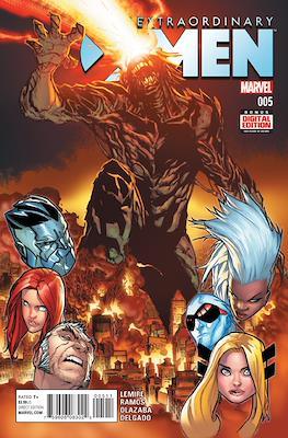 Extraordinary X-Men (Comic-book) #5