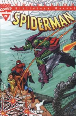 Biblioteca Marvel: Spiderman (2003-2006) (Rústica 160 pp) #22