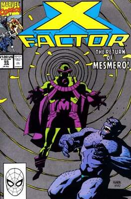 X-Factor Vol. 1 (1986-1998) (Comic Book) #55