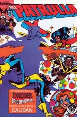 La Patrulla X Vol. 1 (1985-1995) #9