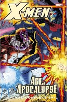 X-Men: The Complete Age of Apocalypse Epic #4