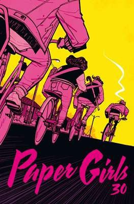 Paper Girls (Grapa 32 pp) #30