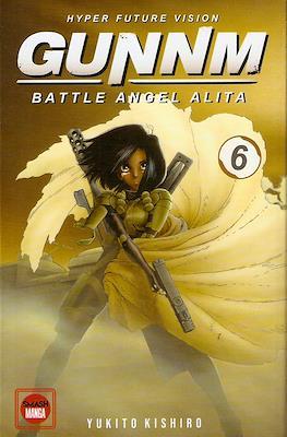 GUNNM: Battle Angel Alita - Hyper Future Vision (Rústica con sobrecubierta) #6