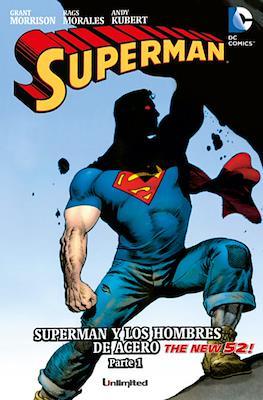 Superman y los hombres de acero (Rústica) #1