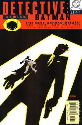 Detective Comics Vol. 1 (1937-2011; 2016-) (Comic Book) #753