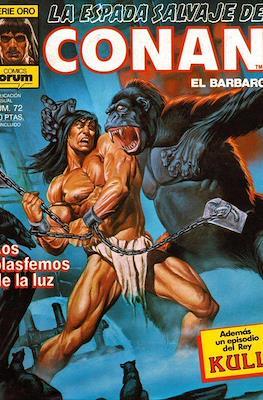 La Espada Salvaje de Conan. Vol 1 (1982-1996) #72