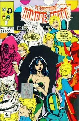 El Asombroso Hombre Araña presenta (Grapa) #211