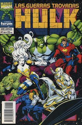 Hulk: Las guerras troyanas (Grapa 48 pp) #5