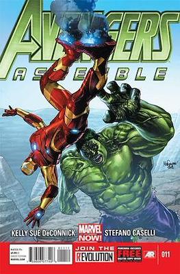 Avengers Assemble Vol. 2 (2012-2014) (Comic-Book) #11