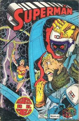 Superman Vol. 1 (Grapa. 1986-2001) #42