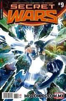 Secret Wars (Grapa) #9