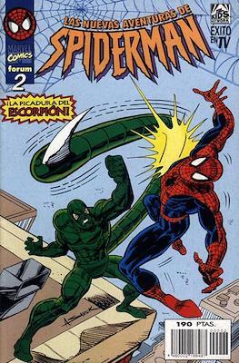 Las nuevas aventuras de Spiderman #2