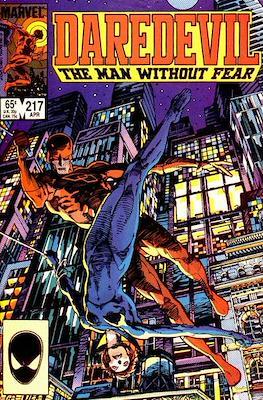 Daredevil Vol. 1 (1964-1998) (Comic Book) #217