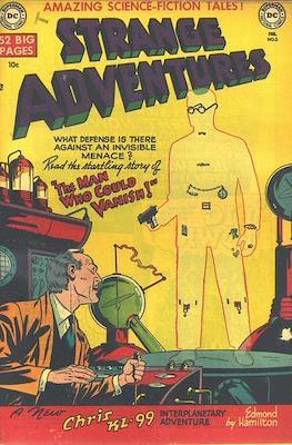 Strange Adventures (1950-1973) #5