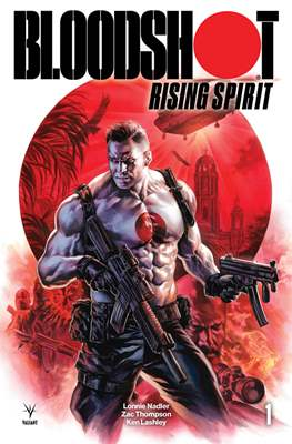 Bloodshot Rising Spirit (2018-2019)