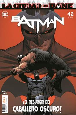 Batman: Nuevo Universo DC / Renacimiento (Grapa) #97/42