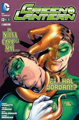 Green Lantern. Nuevo Universo DC / Hal Jordan y los Green Lantern Corps. Renacimiento (Grapa) #27
