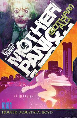 Mother Panic - Gotham A.D.
