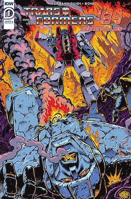 Transformers '84 - Secrets and Lies (Comic Book) #1