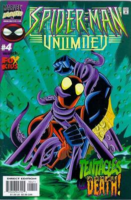 Spider-Man Unlimited (1999-2000) (Comic Book) #4