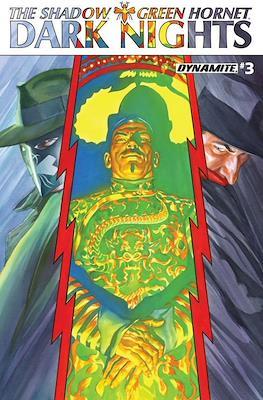 The Shadow / Green Hornet: Dark Nights (Comic Book) #3