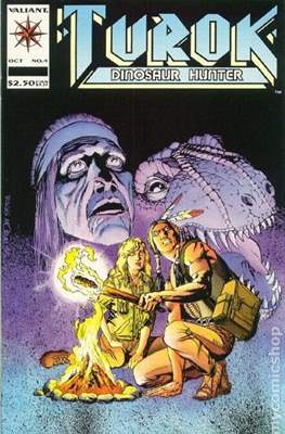 Turok: Dinosaur Hunter (1993-1996) (Grapa) #4
