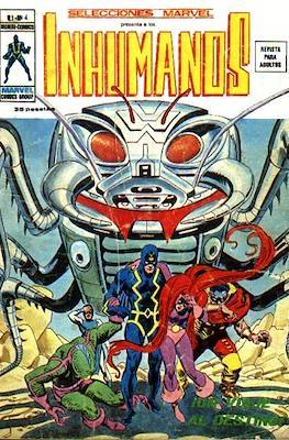 Selecciones Marvel Vol. 2 (Grapa 36-42 pp. 1977-1981) #4