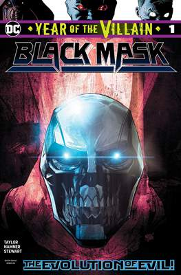 Black Mask: Year of the Villain