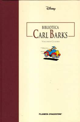 Biblioteca Carl Barks (Cartoné 272 pp) #4