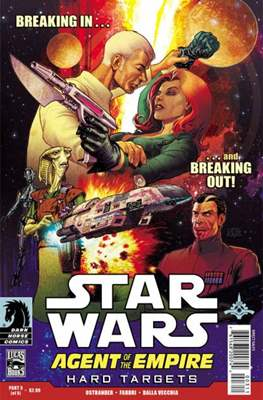 Star Wars: Agent of the Empire - Hard Targets (Comic Book) #3