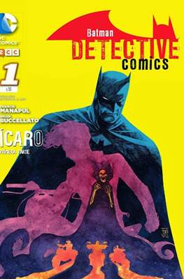 Batman Detective Comics (grapa) #1