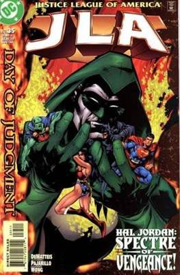 JLA Vol. 1 (1997-2006) (Comic-Book) #35