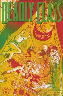 Deadly Class (Comic-book) #31