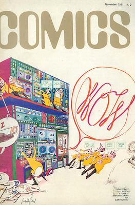 Comics (Formato variable) #2