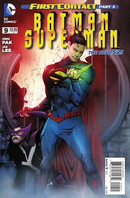 Batman / Superman Vol. 1 (2013-2016) #9