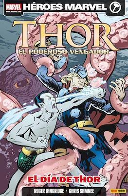 Thor: el poderoso vengador. Marvel Impact (Rustica 96 pp) #2