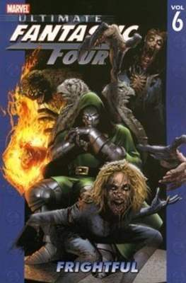 Ultimate Fantastic Four (Softcover) #6