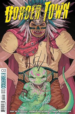 Border Town (Comic book) #2
