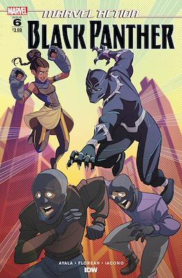 Marvel Action: Black Panther #6