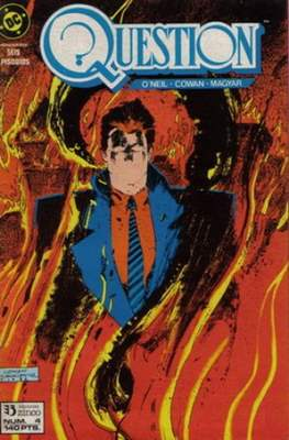 Question (1988-1991) (Grapa) #4