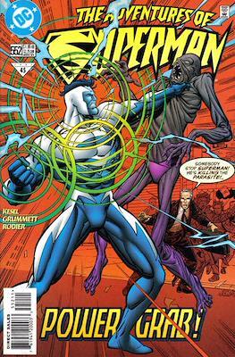 Superman Vol. 1 / Adventures of Superman Vol. 1 (1939-2011) (Comic Book) #552