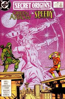 Secret Origins (Vol. 2 1986-1990) #38